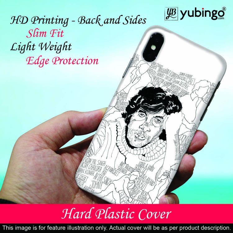 Indros Art Back Cover for LG G6