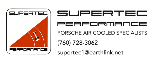 Supertec Performance: PORSCHE AIR COOLED SPECIALISTS
