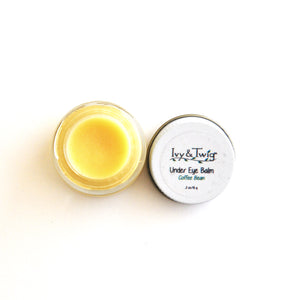 Organic Puffy Eye Coffee Balm