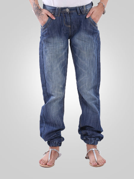 Harem Denim Pants Be Beau Denim
