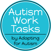 Autism Work Tasks by Adapting for Autism logo