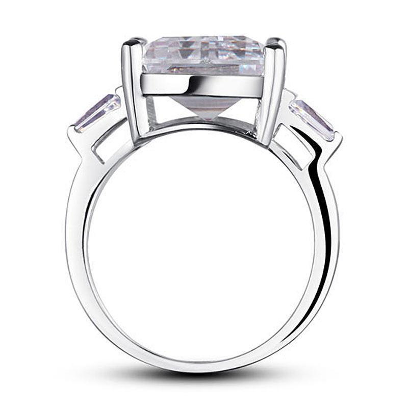 Penelope's Unforgettable Moments Sterling Silver Promise Ring