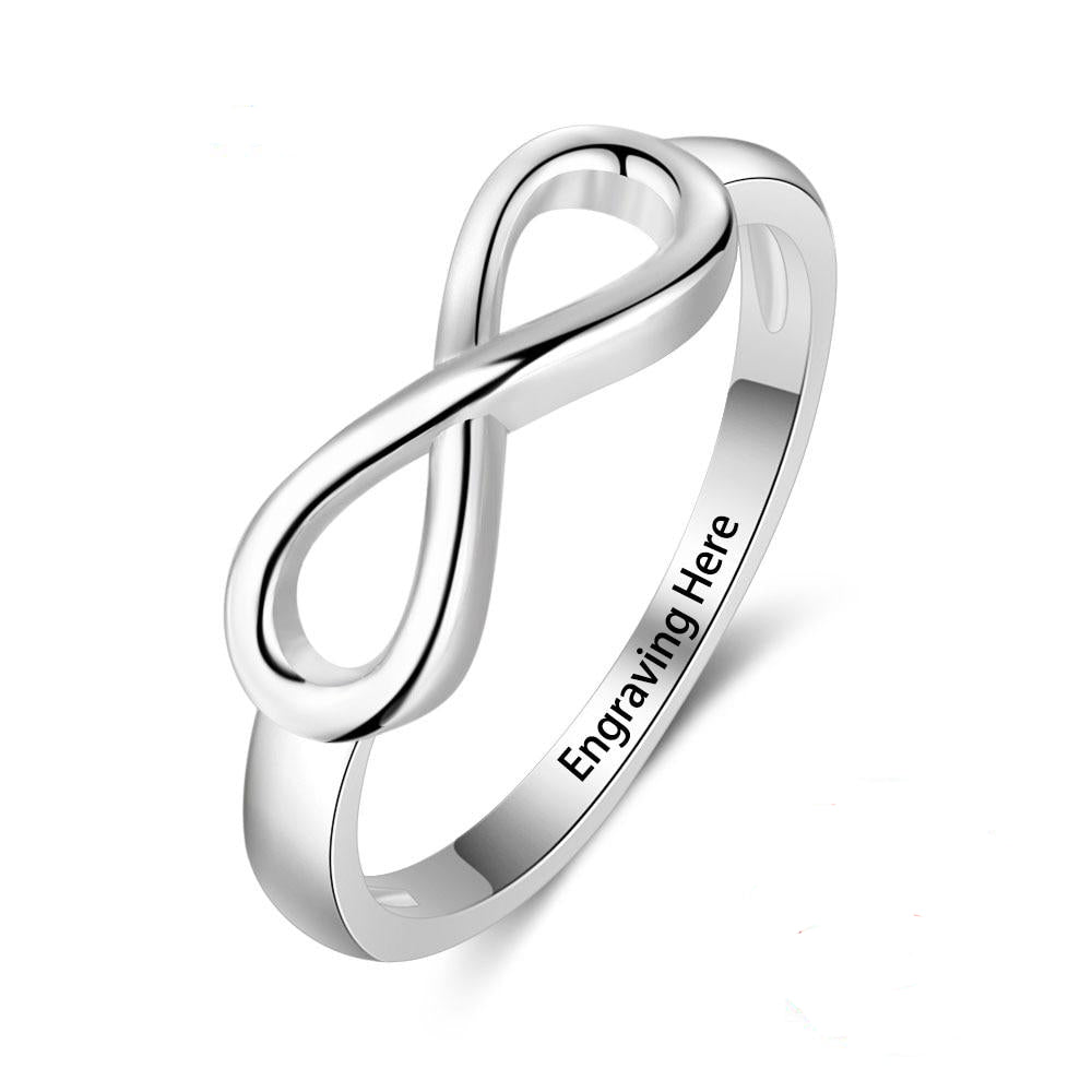 Penelope's Amour Infini Promise Ring