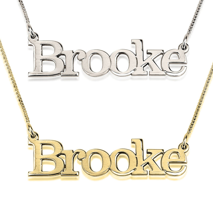 Unique Name Necklace