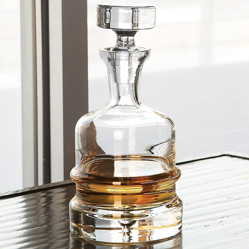 Traditional Glass Decanter