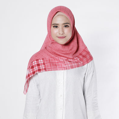 Filan Scarf Tropical Pink