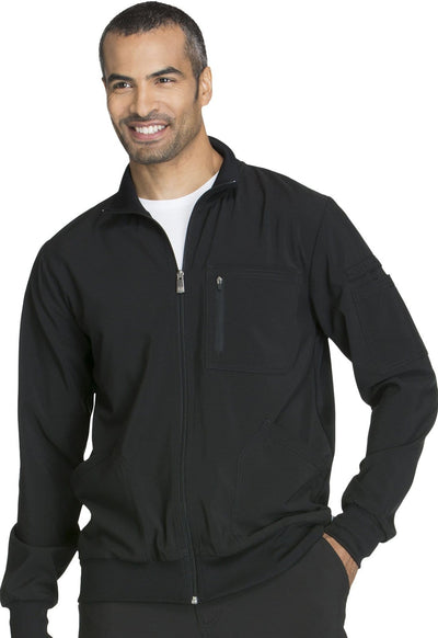 CK305A<br> Men's Zip Front Jacket