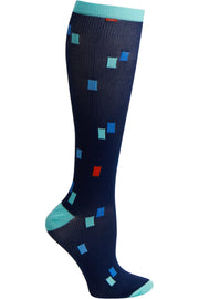 PRINTSUPPORT<br> True Support 12 mmHg Support Socks