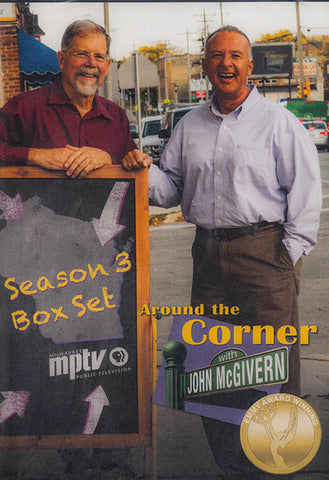 Around the Corner™ Season 3 BOX SET - PRICE INCLUDES SHIPPING