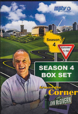 Around the Corner™ Season 4 BOX SET - PRICE INCLUDES SHIPPING