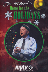 Home for the Holidays - John McGivern DVD - PRICE INCLUDES SHIPPING