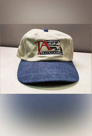 Tracks Ahead Logo Cap - PRICE INCLUDES SHIPPING