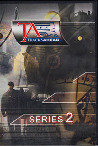 Tracks Ahead Season 2 - PRICE INCLUDES SHIPPING