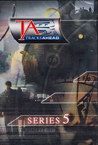 Tracks Ahead Season 5 - PRICE INCLUDES SHIPPING