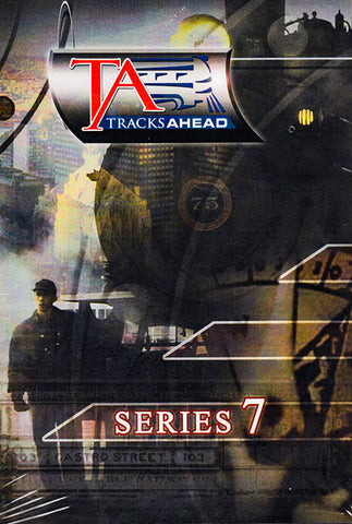 Tracks Ahead Season 7 - PRICE INCLUDES SHIPPING