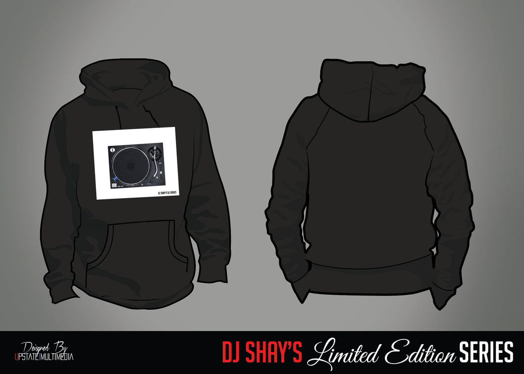 Limited Edition Turntable Hoodie