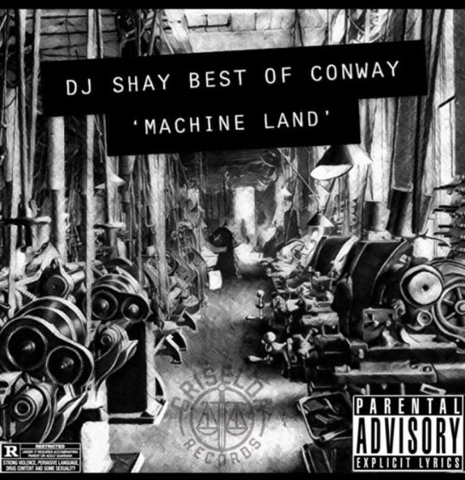 Machine Land - Best of Conway Mixtape (Preorder)