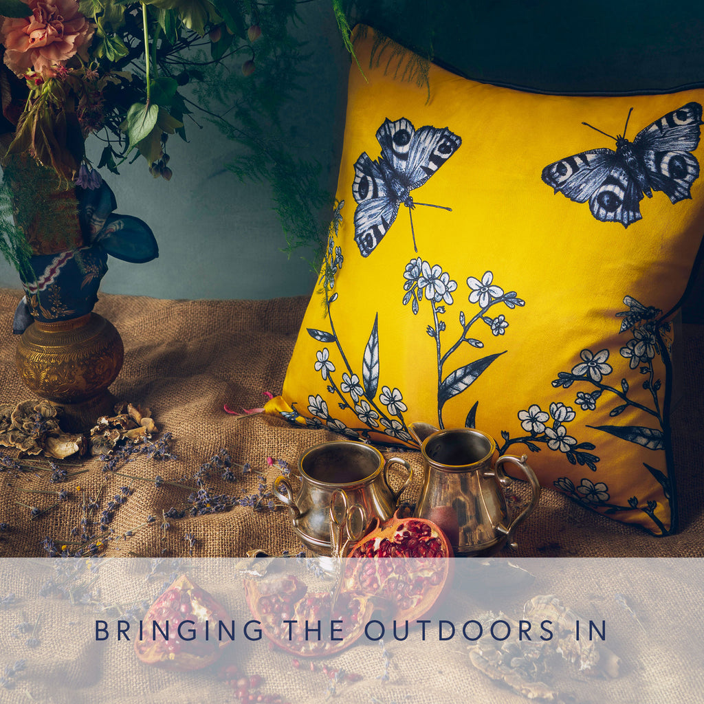 Interior Design Trends - Bringing the Outdoors In