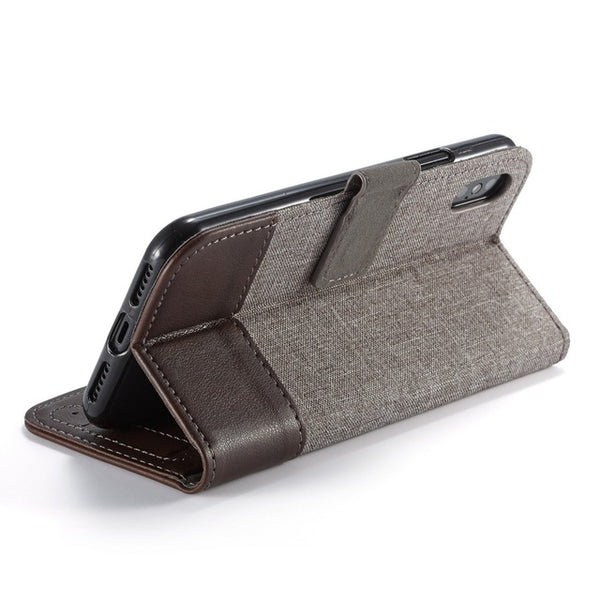 Formal Luxury Wallet Case For Iphone