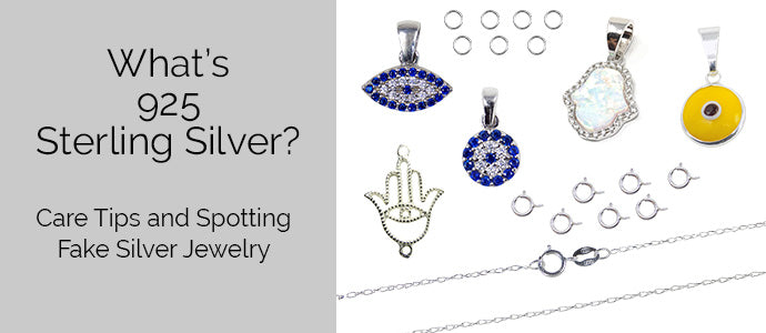 What is 925 Sterling Silver, Useful Care Tips and Spotting Fake Silver