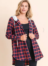 Load image into Gallery viewer, BRIANNA Plaid Shirt