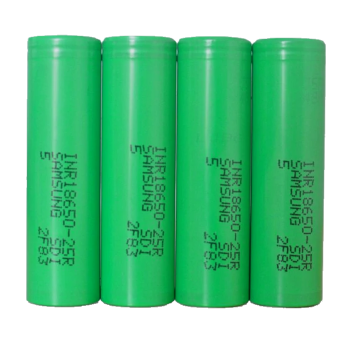 Samsung 18650 25R Rechargeable Battery