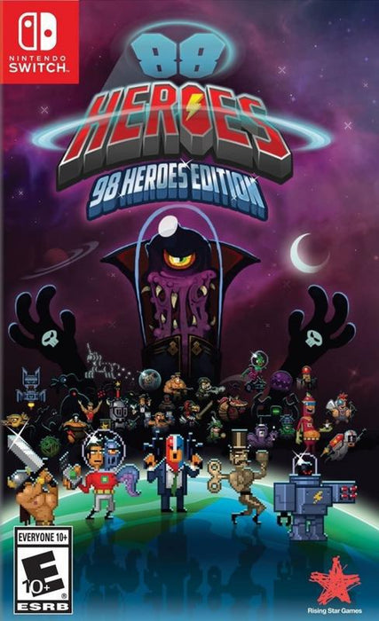 88 Heroes 98 Heroes Edition - Nintendo Switch