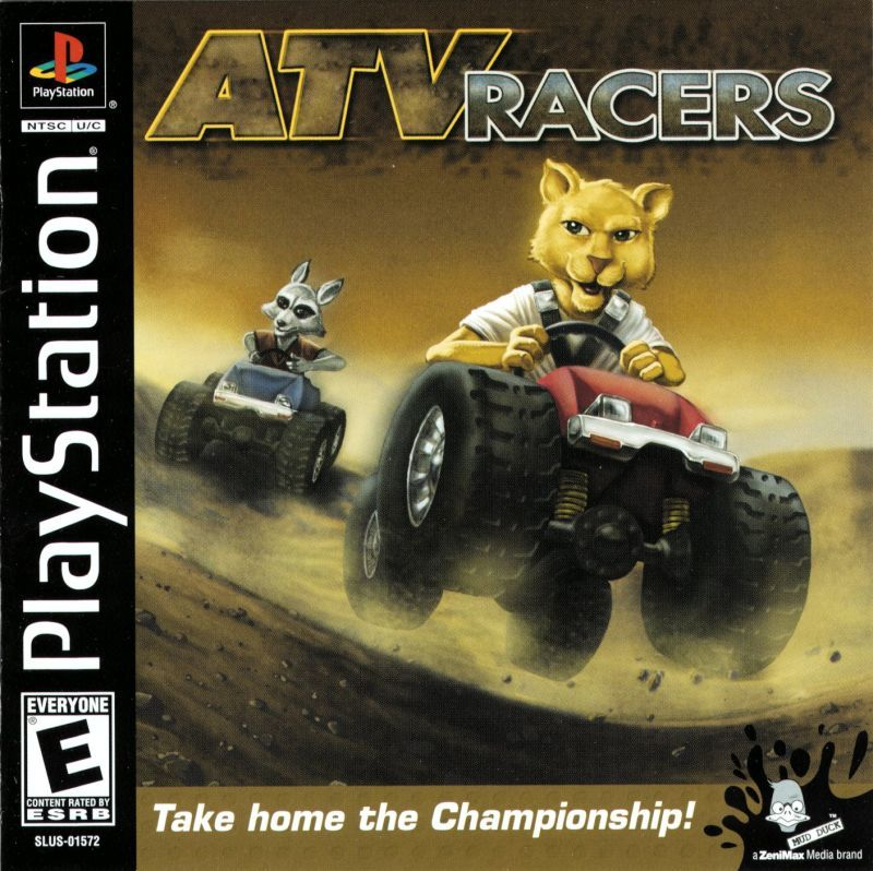 ATV Racers - PlayStation 1