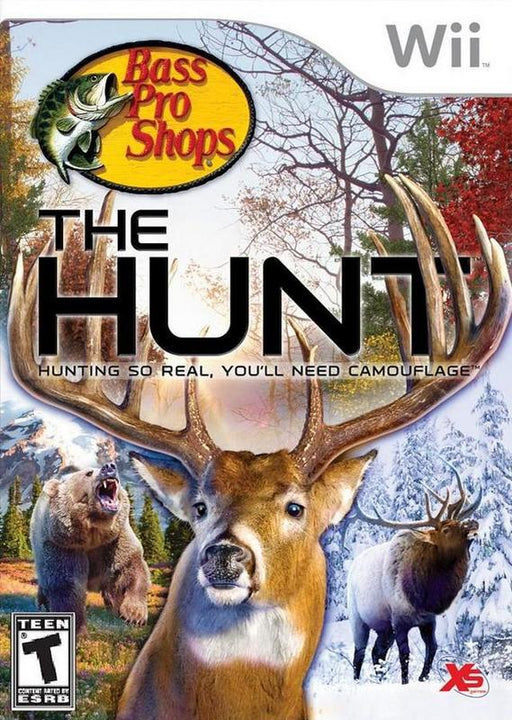 Bass Pro Shops The Hunt - Wii
