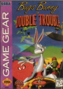 Bugs Bunny in Double Trouble - Sega Game Gear