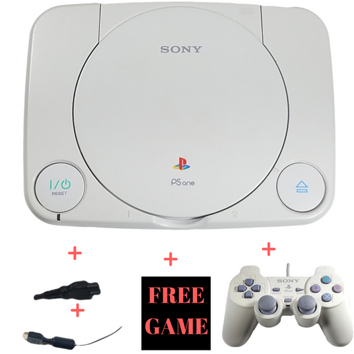 Sony PlayStation 1 Slim Console System – PS One