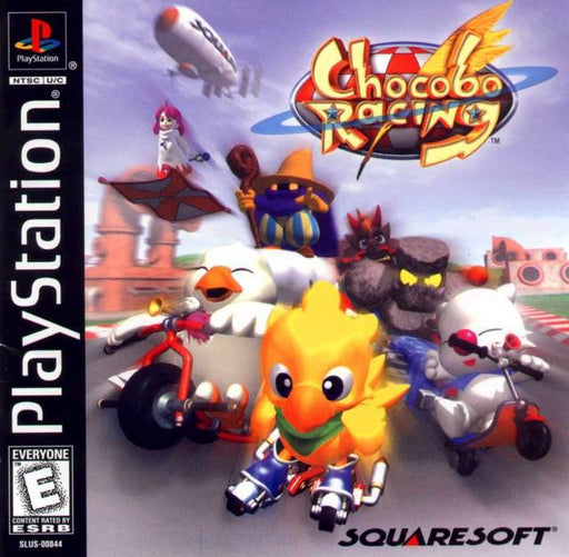 Chocobo Racing - PlayStation 1