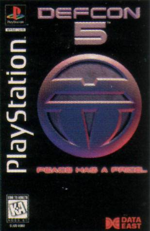DefCon 5 - PlayStation 1