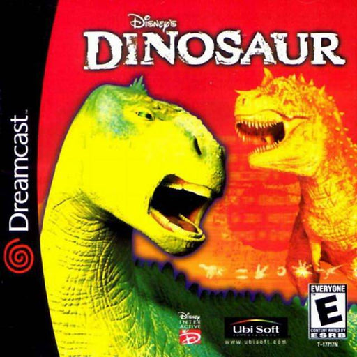 Disneys Dinosaur - Sega Dreamcast