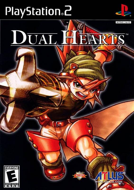 Dual Hearts - PlayStation 2