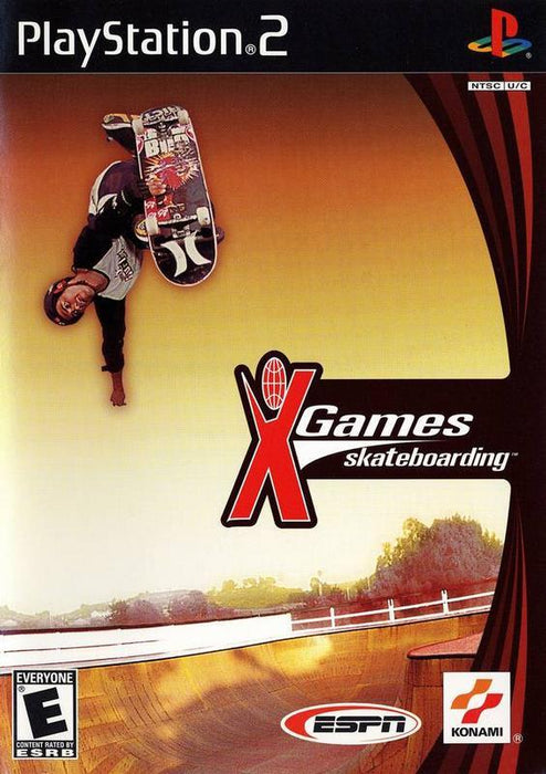 ESPN Winter X Games Snowboarding - PlayStation 2