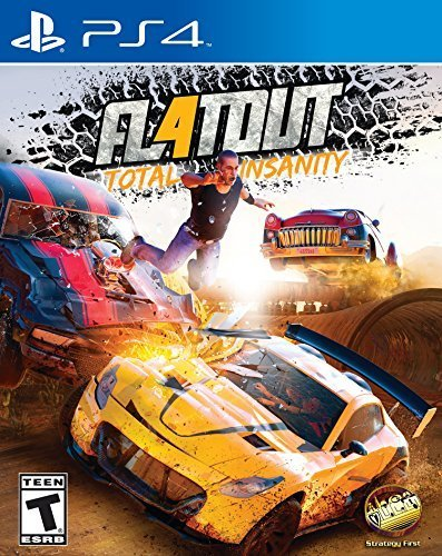 FlatOut 4 Total Insanity - PlayStation 4