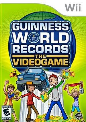 Guinness World Records The Video Game - Wii