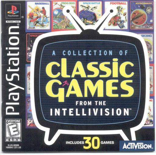 Intellivision Classic Games - PlayStation 1