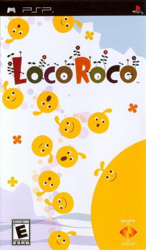 LocoRoco - PlayStation Portable