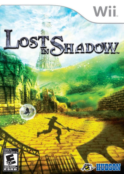 Lost in Shadow - Wii