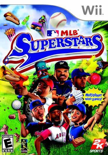 MLB Superstars - Wii