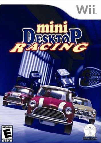 Mini Desktop Racing - Wii