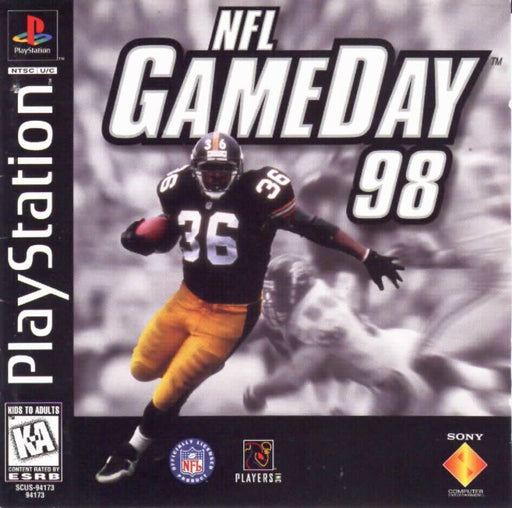 NFL GameDay 98 - PlayStation 1