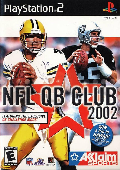 NFL Quarterback Club 2002 - PlayStation 2