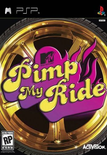 Pimp My Ride - PlayStation Portable