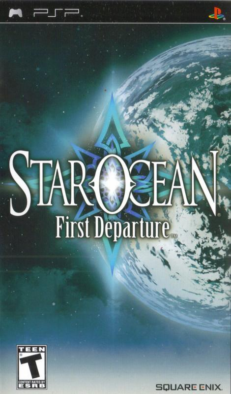 Star Ocean First Departure - PlayStation Portable