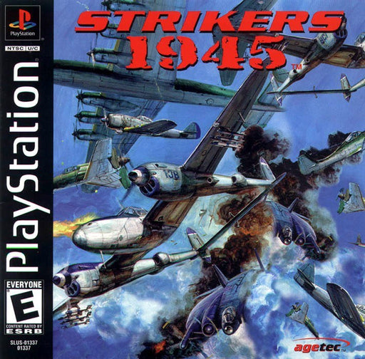 Strikers 1945 - PlayStation 1