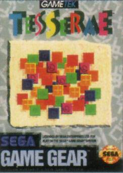 Tesserae - Sega Game Gear