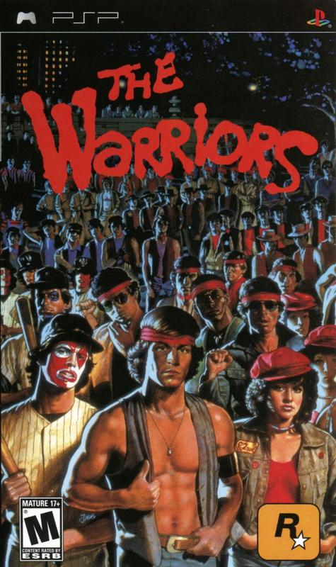 The Warriors - PlayStation Portable